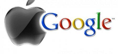 Apple и Google прекращают битву за патенты