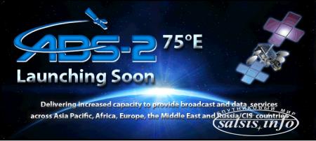 Наблюдаются перебои вещания на спутнике ABS-2