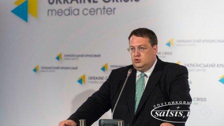 В МВД допускают вероятность глушения спутниковых каналов РФ в Украине