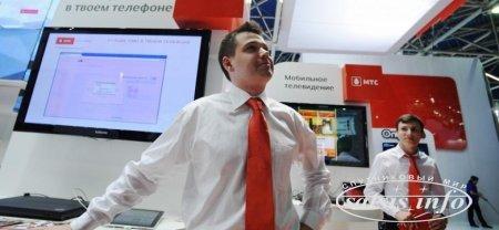В России МТС запускает спутниковое телевидение