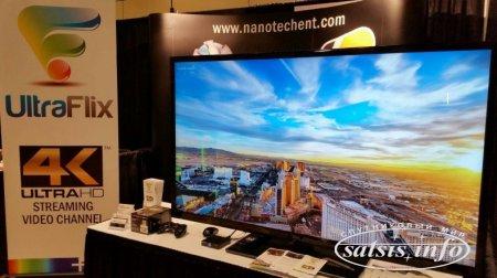 Компания Samsung добавила приложение UltraFlix 4K к линейке своих телевизоров Smart TV