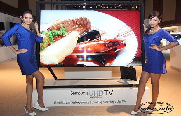 Samsung обнародовал цены на телевизоры 2015 модельного года