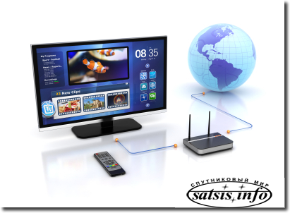IPTV в Европе обгоняет спутник
