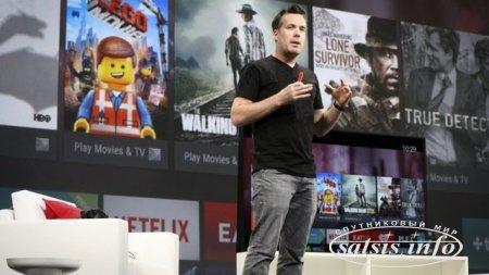 «Google TV эволюционировал в Android TV», – Google