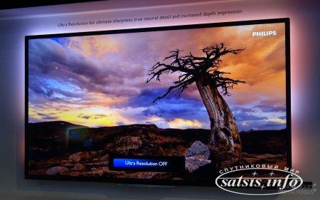 Лазерные телевизоры Philips ожидаются уже в этом году