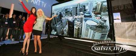 Samsung выходит в лидеры по выпуску Ultra HD панелей