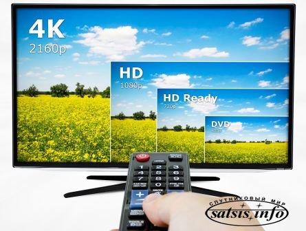 Компания Интерсвязь первой в России запустила телеканал Ultra HD