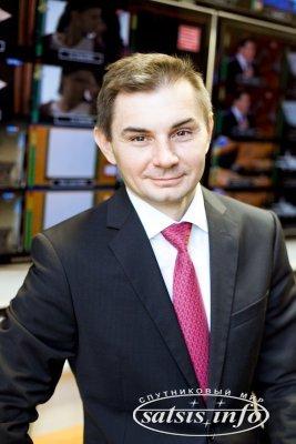"Михаил Горячев, директор по контенту ""Триколор ТВ"""