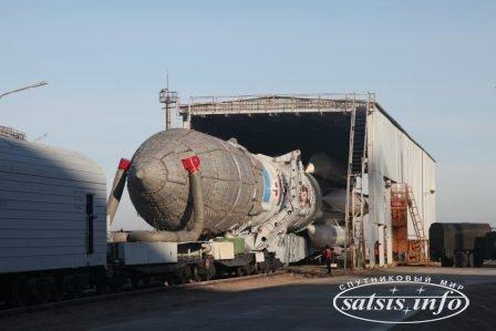 РТРС приступил к переводу сигнала с нового спутника связи «Экспресс-АМ7»