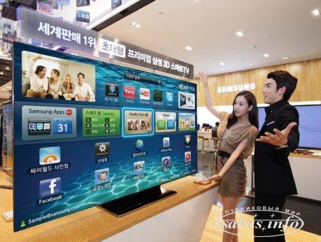 Гни свою линию. Обзор 4K-телевизора Samsung SUHD
