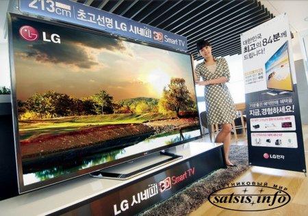30 процентов ЖК-телевизоров получат поддержку Ultra HD