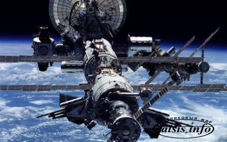 Коррекция орбиты МКС