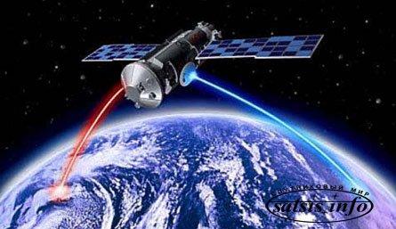 Состоялась успешная передача лазерных сигналов между двумя спутниками