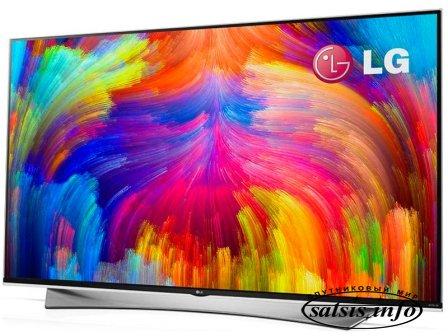 LG представила ULTRA HD телевизор UF950V в России