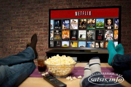 Американский видеосервис Netflix начал работу в Беларуси