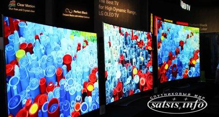 LG выпустит первый HDR OLED телевизор с плоским экраном