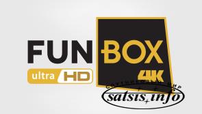 FunBox 4K начал открытое вещание с 13°E