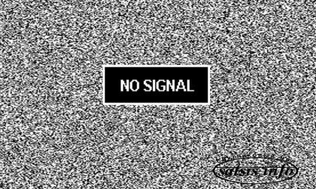 Утром отсутствует телерадиовещания через профилактику Концерна РРТ