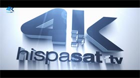 Новый канал Hispasat 4K HEVC HDR нa 30°W