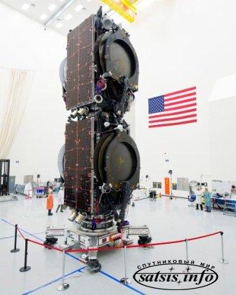 Спутник ABS 3A введен в эксплуатацию на орбитальной позиции 3°W