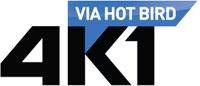 Hot Bird 4k1 на новых параметров на 13°E