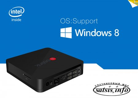 Beelink M808 TV Box Windows 8.1 - EU (2GB+16GB)