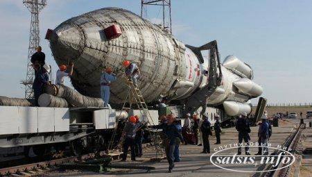 Turksat 4B доставлен на Байконур