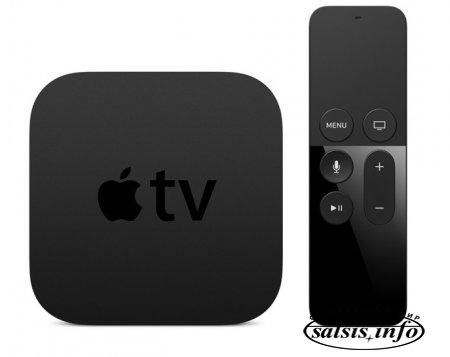 Apple представила новое поколение Apple TV c Siri и App Store