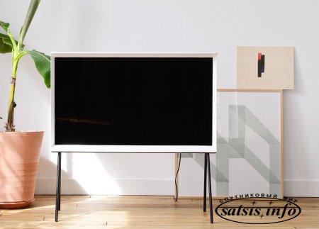 Телевизор Samsung Serif: когда дизайн превыше всего