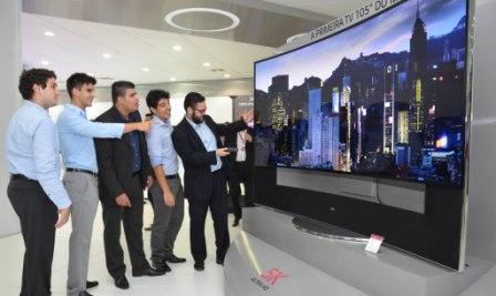 Поставки телевизоров снижаются, несмотря на рост в секторе 4К