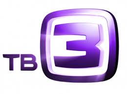 Телеканал ТВ-3 сменит логотип в ноябре