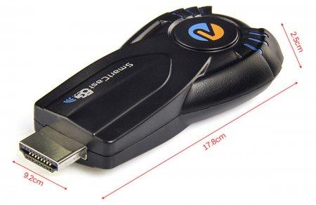 Smartcast 2.4G 5G WiFi Display Dongle