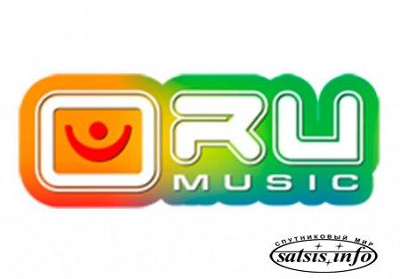 Популярный украинский музыкальный телеканал «RU Music»
