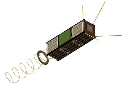 GomX-3 – маленький спутник с большими возможностями
