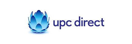Galaxy в меню венгерской платформы UPC Direct