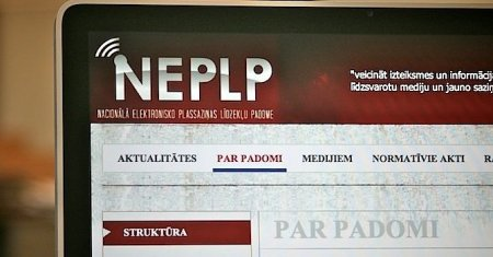 Латвийский совет по электронным СМИ получил право ограничивать вещание иностранных программ