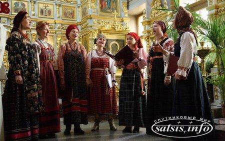 В России запустили первый музыкальный телеканал для православных.