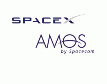 AMOS-6 запустят в мае на Falcon-9