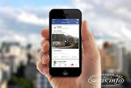 Охоплення нативних відео в Facebook випереджає показники YouTube