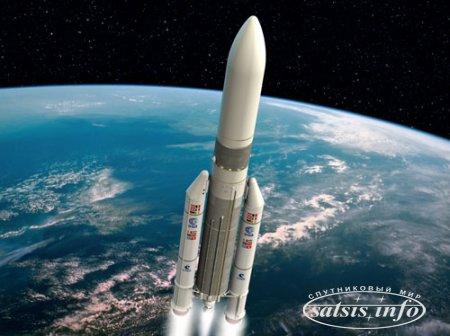 Ракета-носитель Ariane-5 успешно стартовала с космодрома Куру