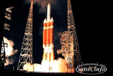США выводят на орбиту секретный разведывательный спутник :-)