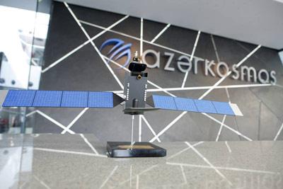 Спутник Azerspace-2 доставлен на космодром Куру