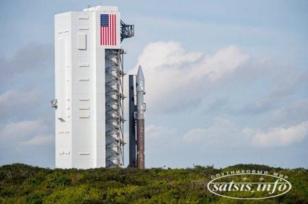 Ракета Atlas 5 стартовала в США с навигационным спутником GPS IIF-12