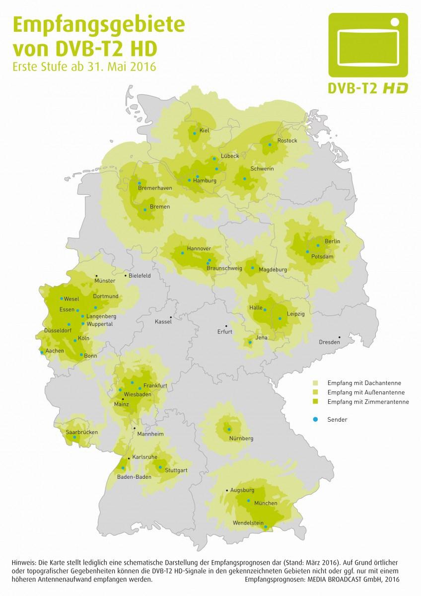 ip tv вещание в германии: