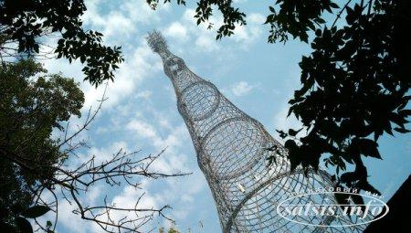 Шуховской башне не дадут упасть