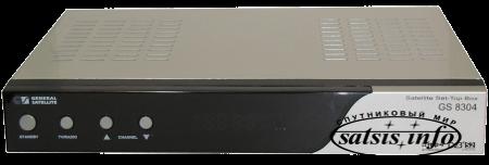 Обновление ПО приемников модели GS 8304 (для абонентов «Триколор ТВ» и «Триколор ТВ-Сибирь»