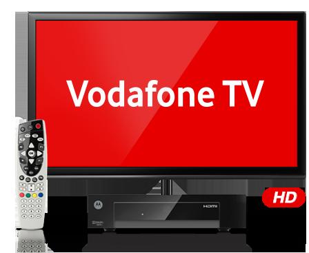 Vodafone TV запустил новый пакет