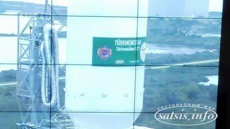 Туркменистан предлагает свой спутник в аренду