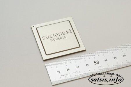 Socionext презентовала первый в мире однокристальный 8K-декодер