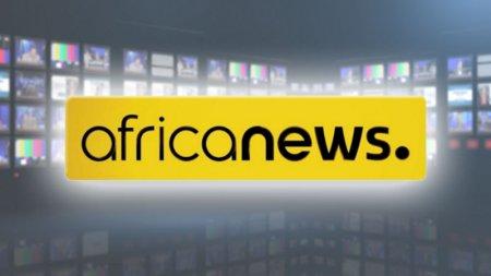 """Сегодня стартует спутниковое вещание телеканала africanews, версия euronews для """"черного континента"""""""